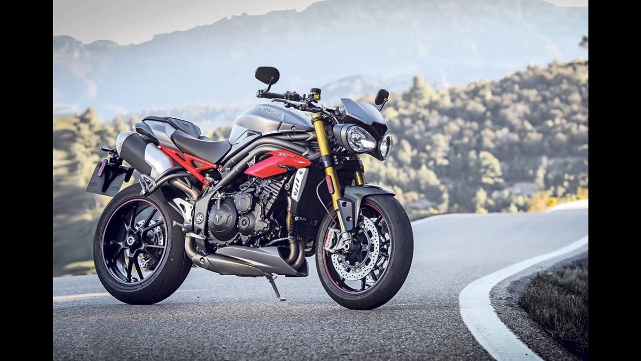 Triumph anuncia pré-venda da nova Speed Triple R por R$ 59.500