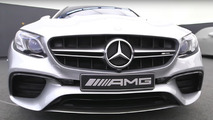 Mercedes-AMG E63 Sedan 2018