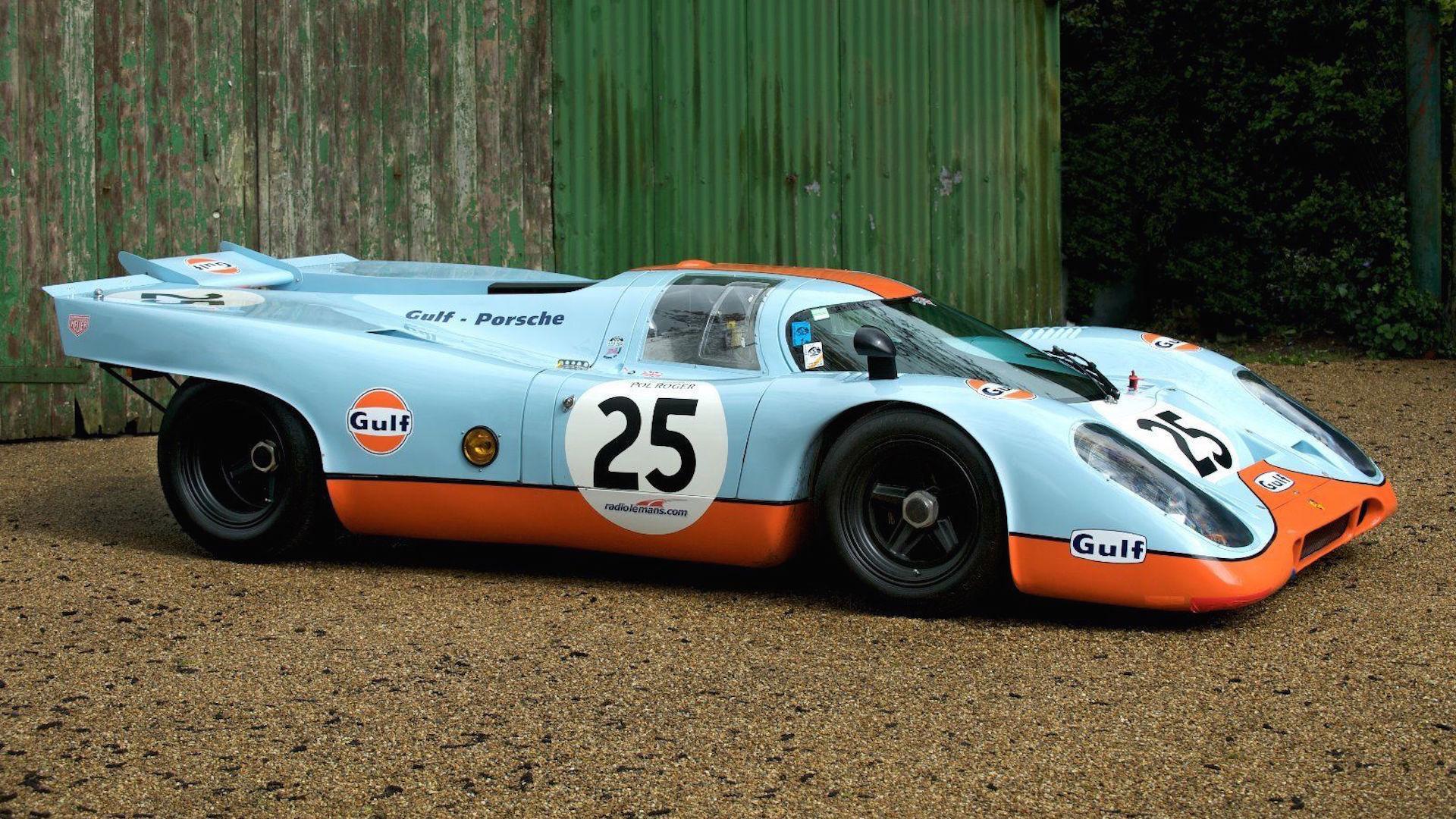 Porsche 917 For Sale >> Porsche 917 Replica Will Let You Live Out Your Le Mans Fantasies