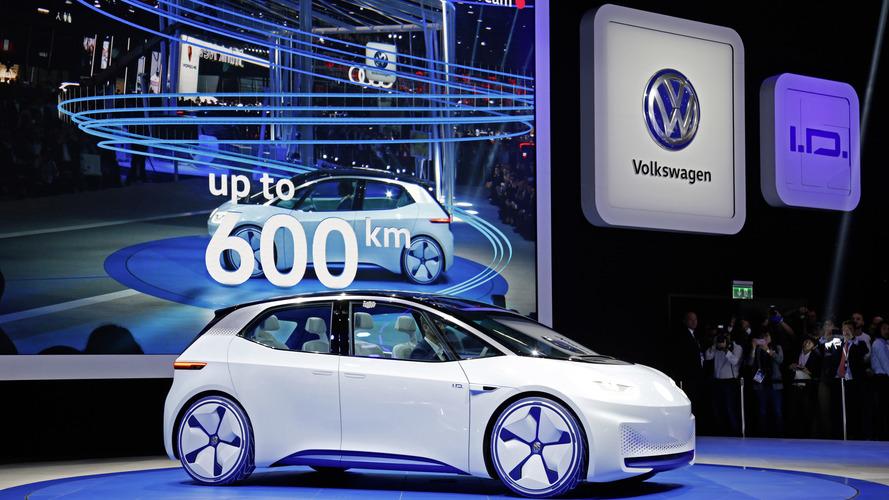 Volkswagen I.D. üç batarya seçeneğiyle gelecek