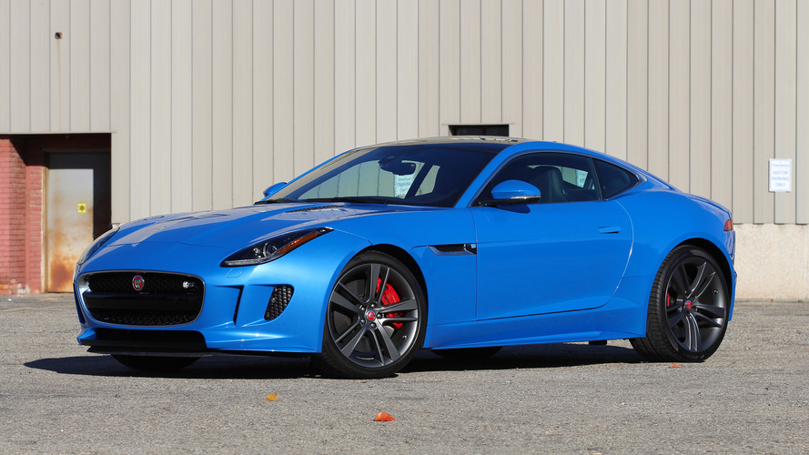 İnceleme: 2017 Jaguar F-Type Coupe