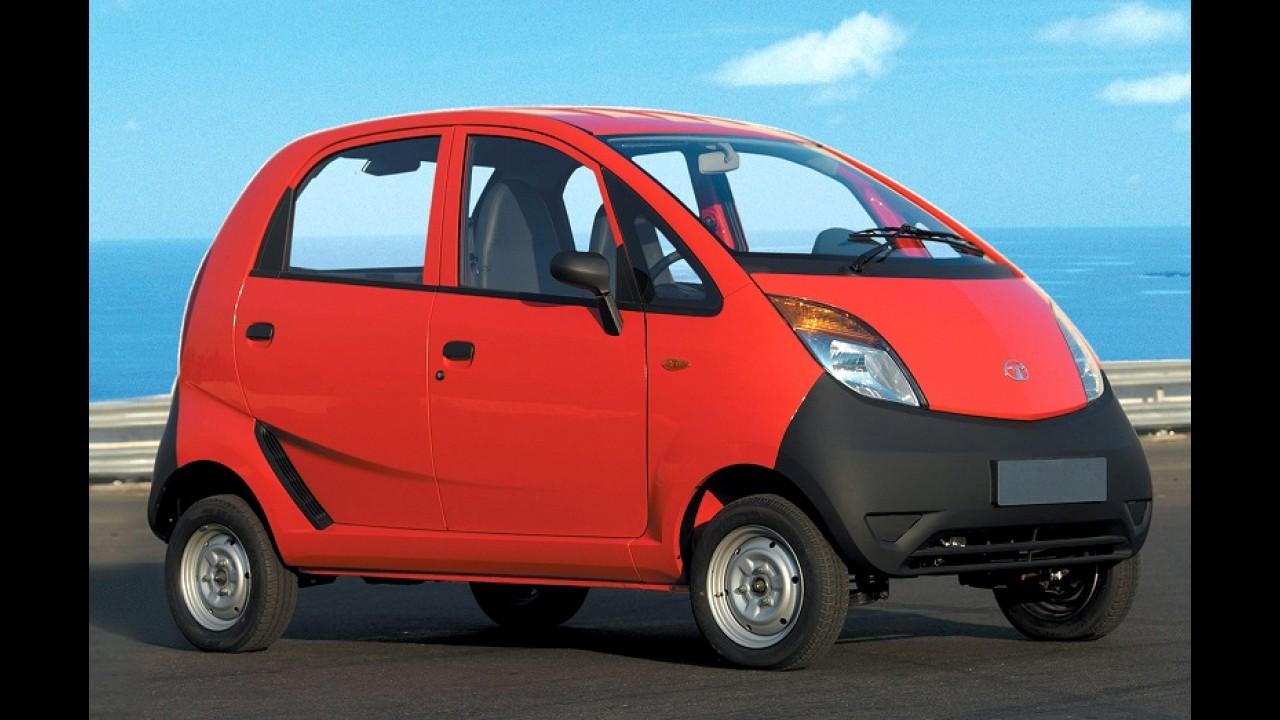d23ddcd476cc Veja a lista com os 15 carros mais baratos do mundo