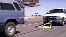 Grappler Bumper Police