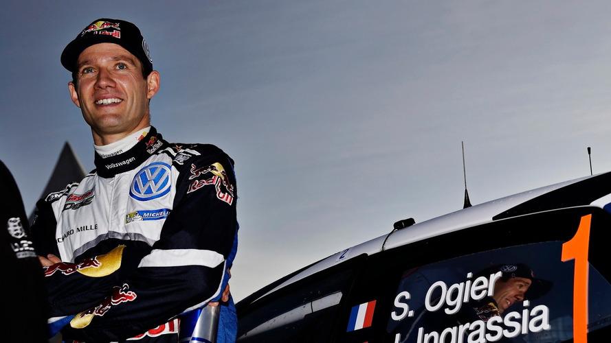 """WRC - Ogier - """"Ne vous inquiétez pas, on se reverra!"""""""