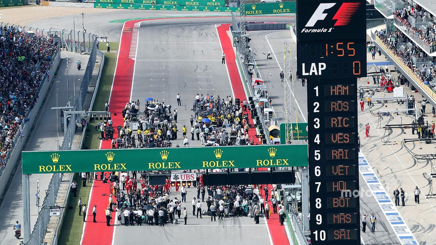 """Analysis: How Liberty Plans To End F1's Grid Penalty """"Farce"""""""