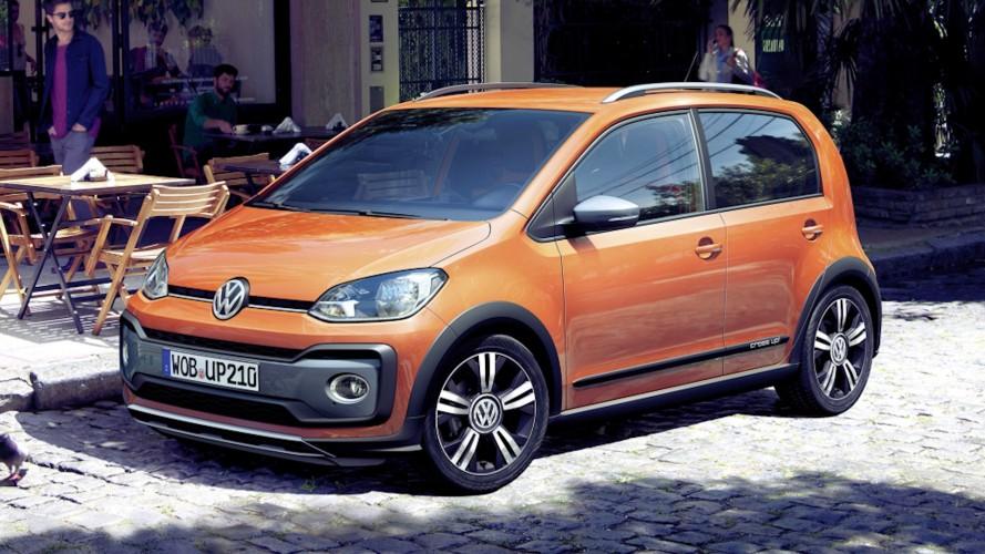 VW Cross up! 2017 começa a ser vendido na Europa pelo equivalente a R$ 51 mil