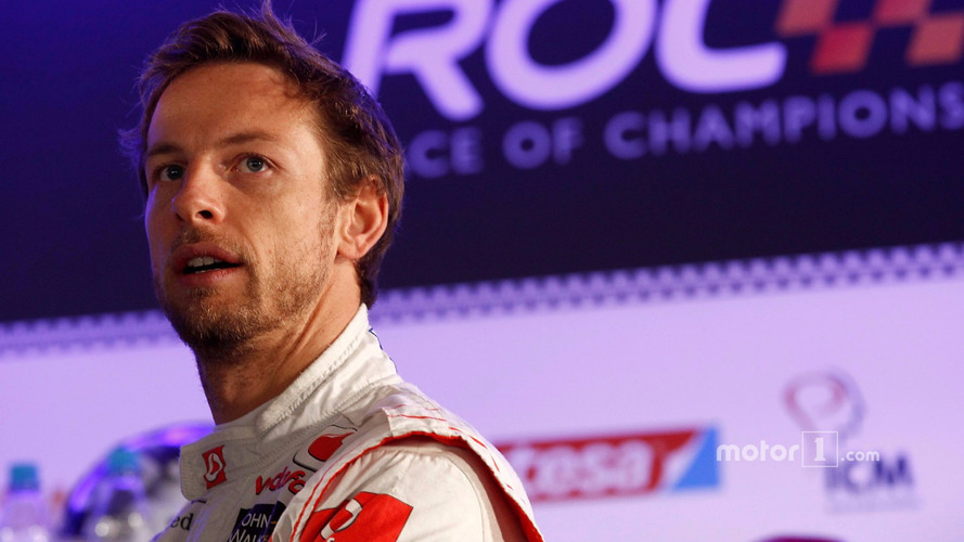 Button Confirmed As Alonso's Replacement For Monaco