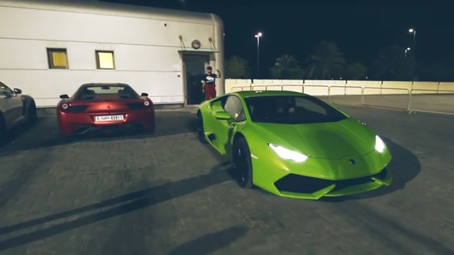 2017 - Lamborghini Huracan Gosha Turbo