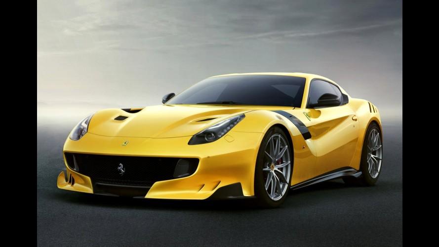 Ferrari F12tdf: edição limitada baseada na F12 Berlinetta vai a 780 cv - veja fotos