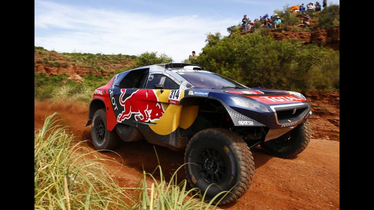 Após 26 anos, Peugeot vence o Rally Dakar 2016 com o 2008 DKR