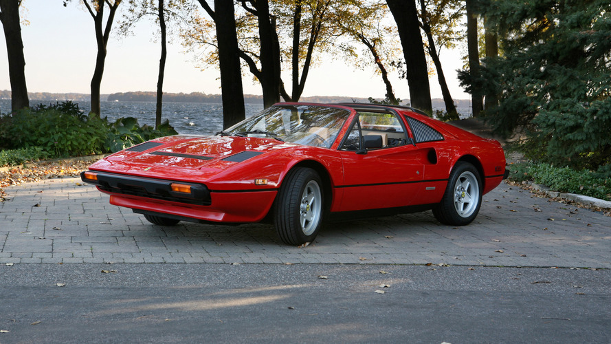 La Ferrari 308 GTS de Magnum est à vendre !