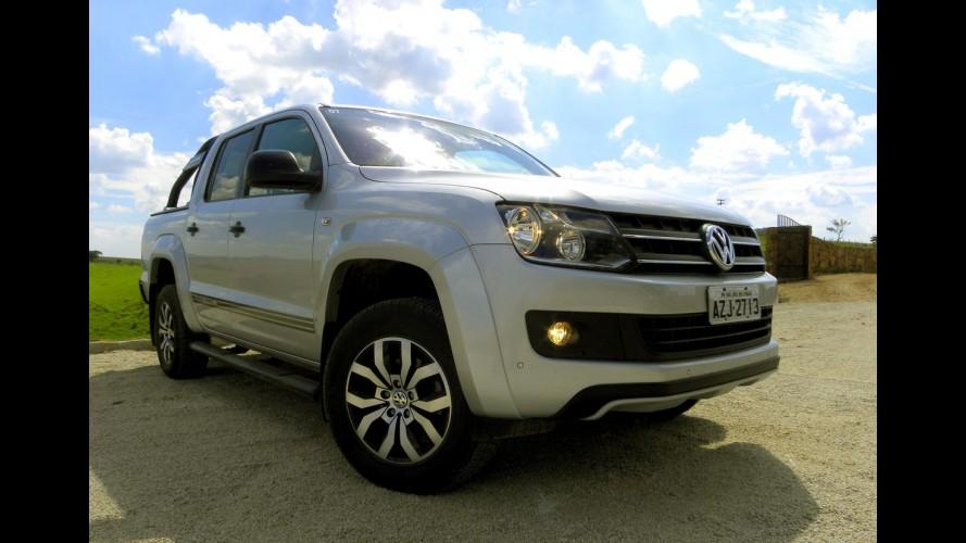"""Software """"enganador"""" está presente em 17 mil unidades da VW Amarok no Brasil"""