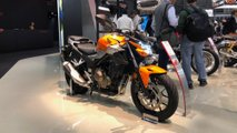 Nova Honda CB500 2019 (Salão de Milão)