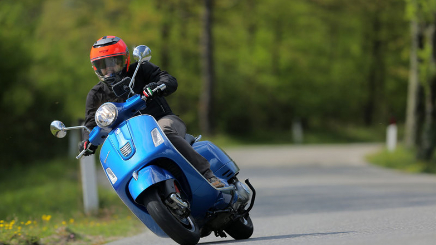 Vespa GTS 300 Super ABS  my 2014 - TEST