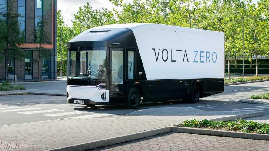 Volta Trucks Zero, la carrozzeria è fatta in Italia