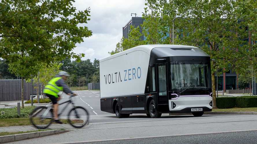 Volta Zero electric lorry revealed
