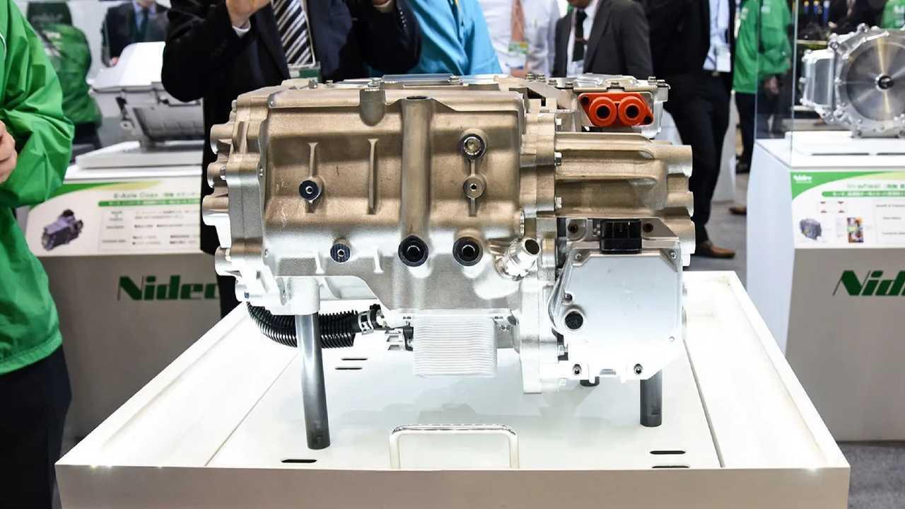 Motore elettrico Nidec