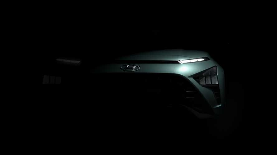 2021 Hyundai Bayon teasers