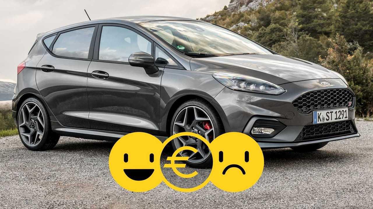 Ford Fiesta ST promo novembre 2020