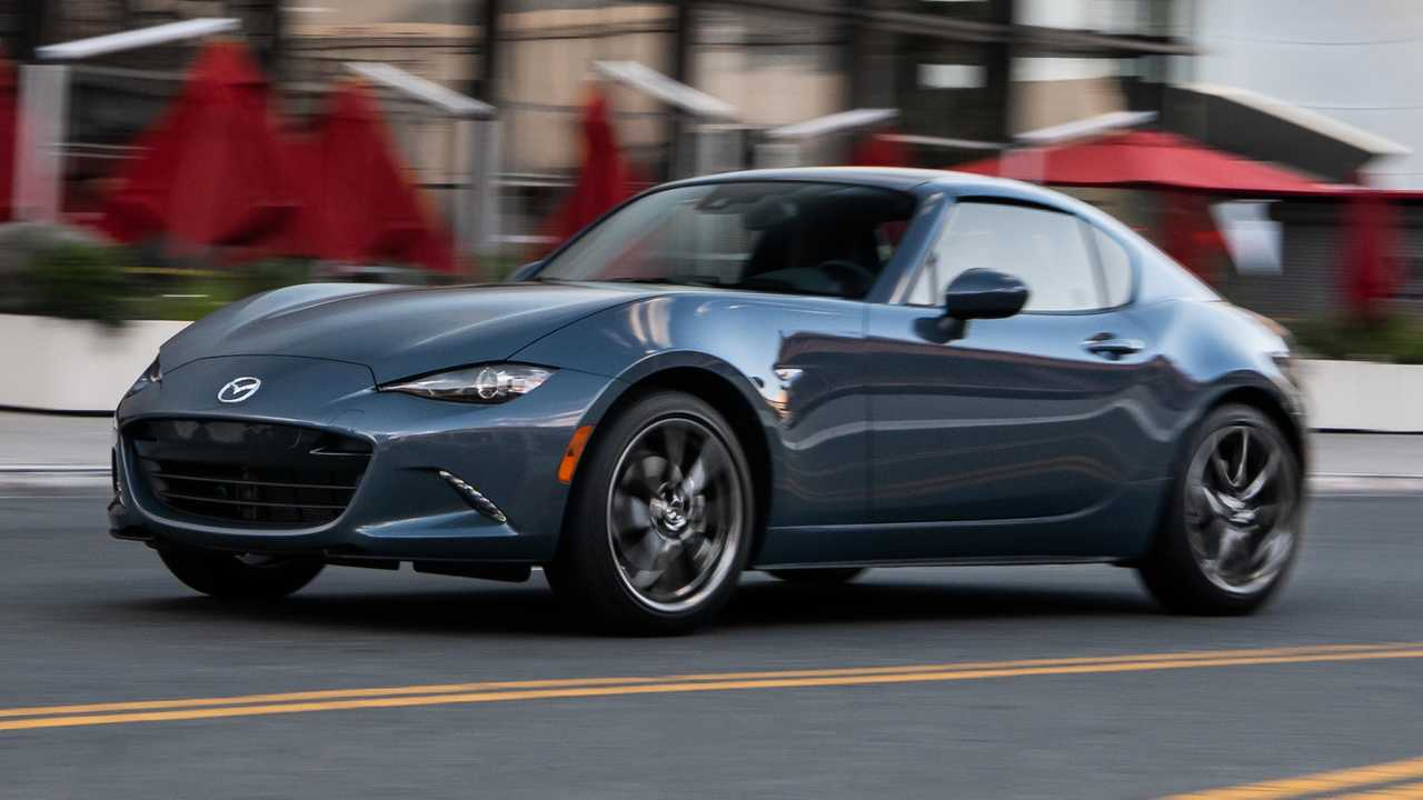 2021 Mazda MX-5 Miata EV Olabilir