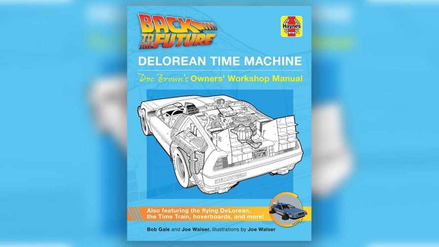 Regresa al futuro con tu DeLorean y su nuevo manual de usuario