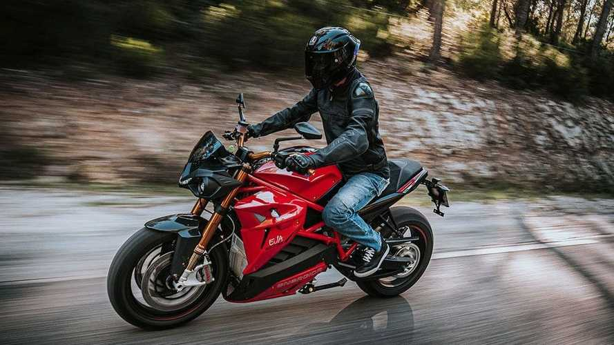 Energica RS