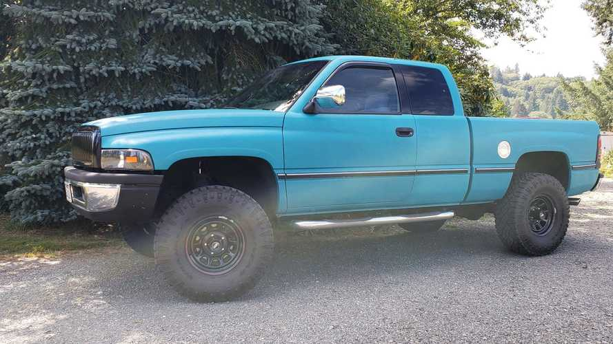 Tanya Harding Is Selling Her 1997 Dodge Ram And You're Gonna Want To See This