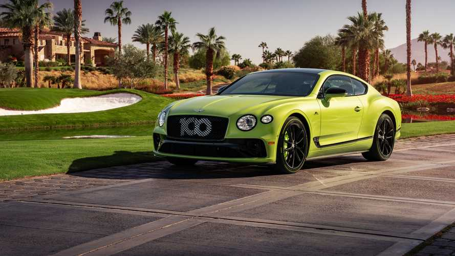 Bentley Continental GT Pikes Peak by Mulliner