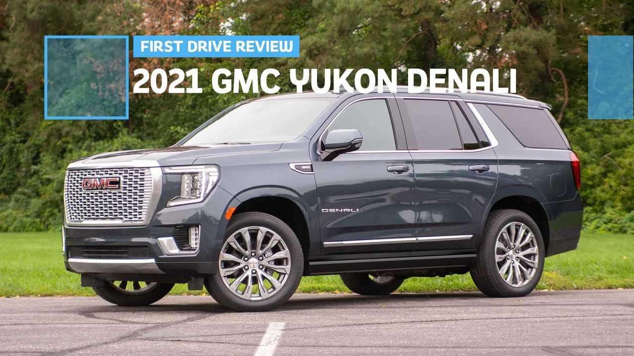 2021 GMC Yukon Denali lead