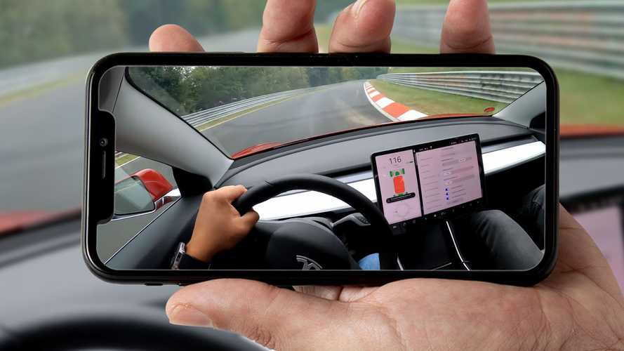 Tesla Model 3 (modificata) al Nurburgring: lo spettacolare video in PoV