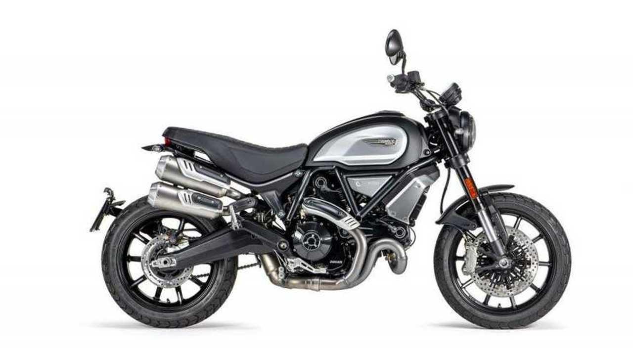 2021 Ducati Scrambler 1100 Dark Pro - Side