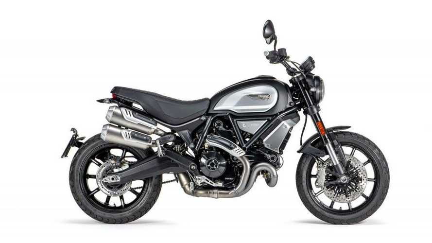 Ducati Unveils Yet Another Scrambler With The 1100 Dark Pro