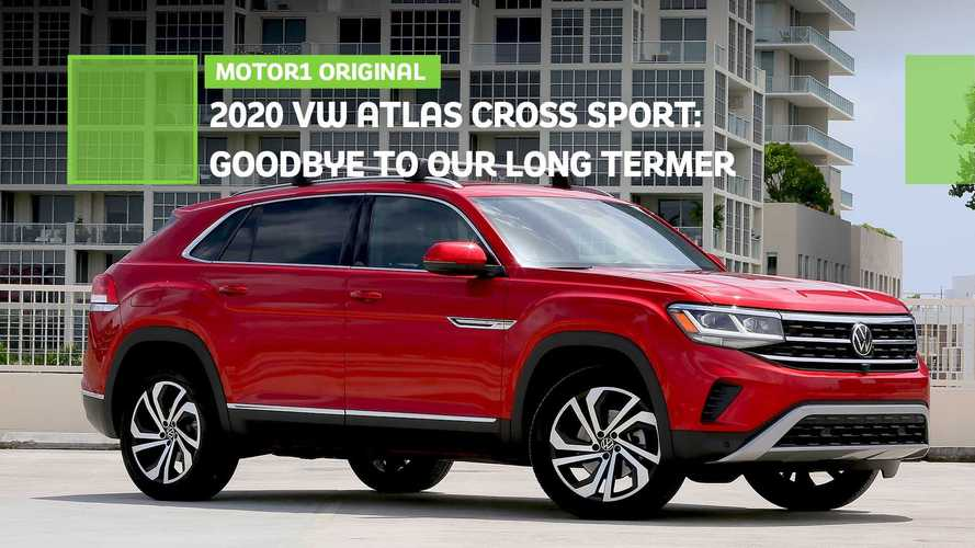 2020 Volkswagen Atlas Cross Sport: Final Thoughts On Our Long Term Tester