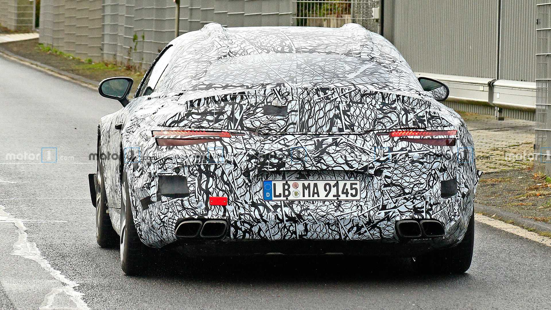 mercedes-b​enz-sl-new​-spy-photo​-rear