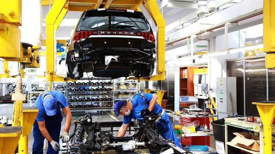 «Автотор» может выпустить автомобиль под своей маркой