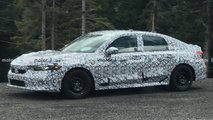 Next-Gen Honda Civic Spy Shots