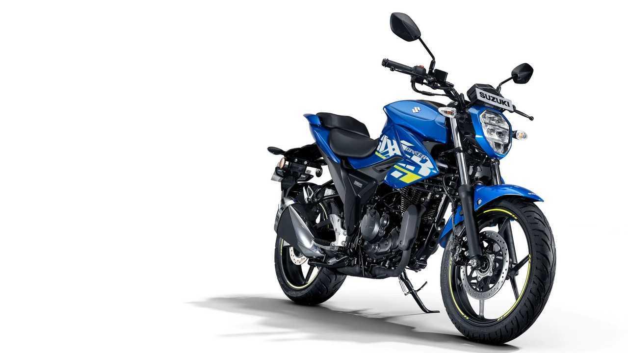 Suzuki Gixxer 250 Triton Blue