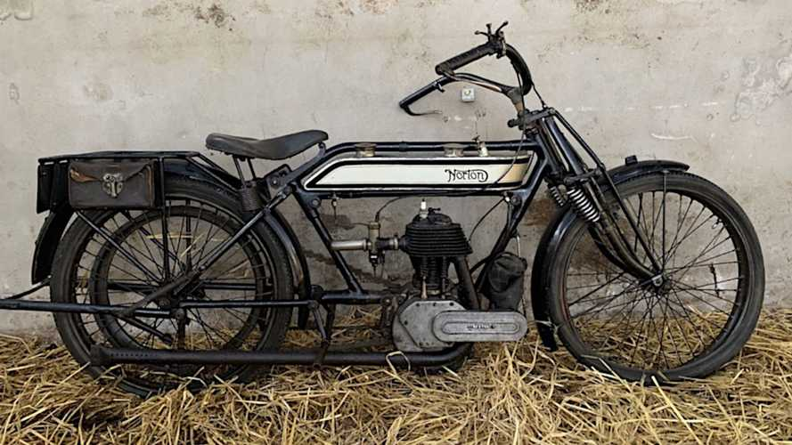 8 Rare Old Barn Find Bikes Hit The Auction Block This November