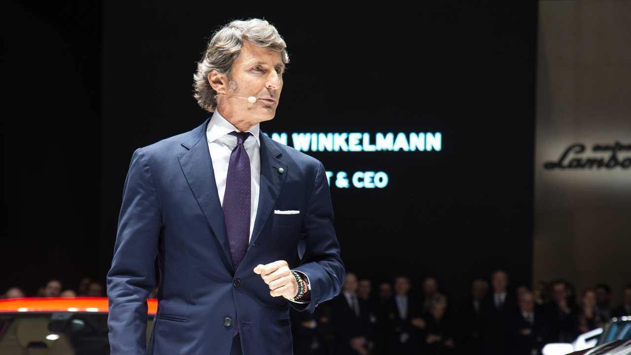 Copertina Stephan Winkelmann, il ritorno di