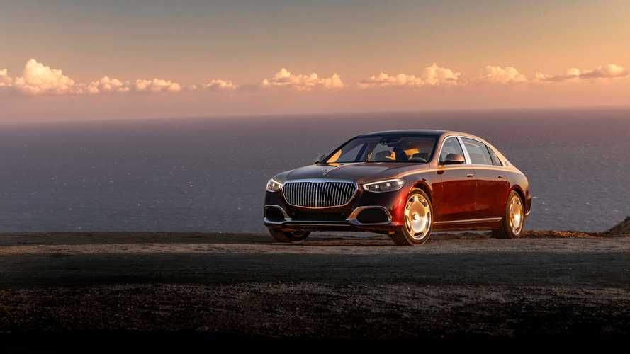 Mercedes-Maybach Classe S (2021)