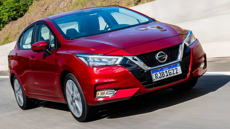 Teste: Novo Nissan Versa Exclusive 2021 é menos razão e mais emoção