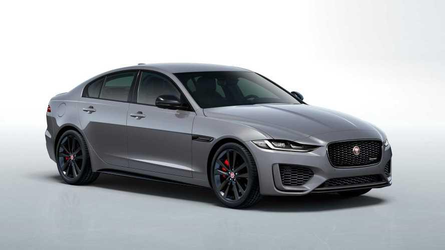 Обновленный Jaguar XE стал дизельным гибридом
