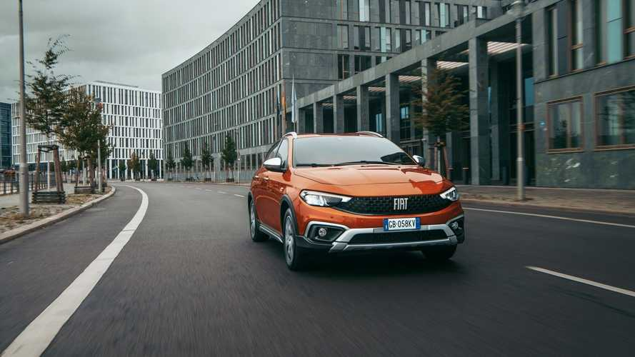 2021 Fiat Tipo facelift