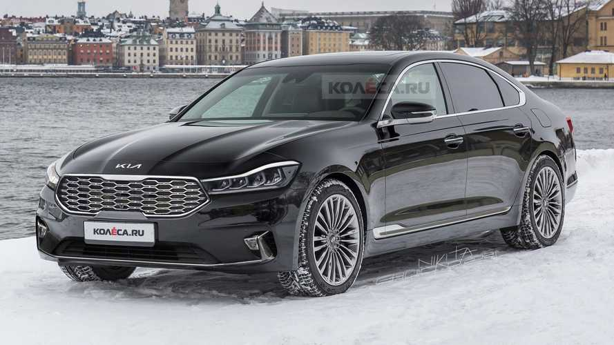 Only 305 Kia K900 Sedans Sold In The US In 2020, Can A Facelift Boost Demand?