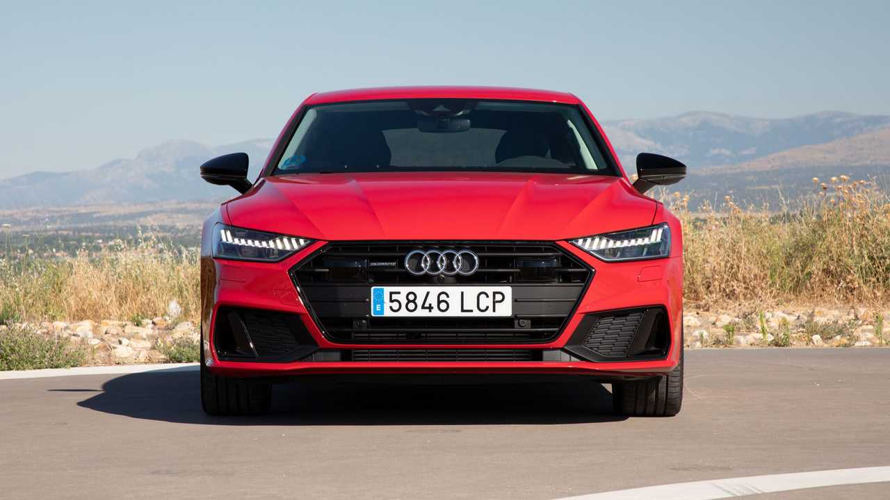 Audi A7 Sportback 55 TFSIe quattro 2020 prueba