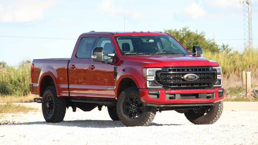 2020 Ford F-250 Tremor: Review