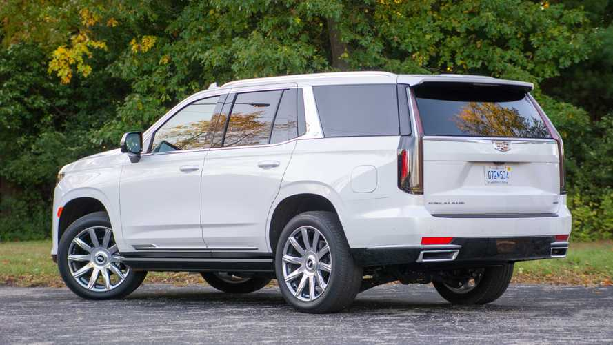 2021 Cadillac Escalade Average Price Hits Six Figures