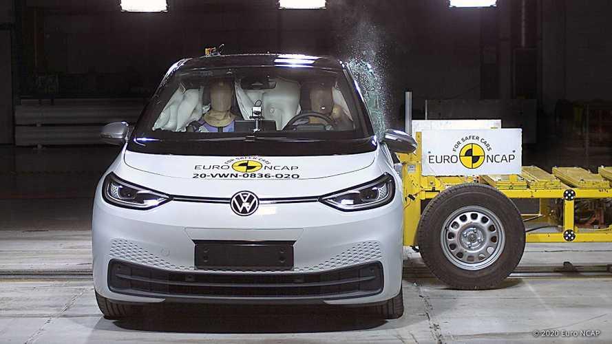 Volkswagen ID.3 Euro NCAP-Teszt