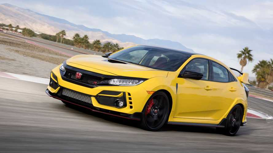 Confirmed: Next-Gen Honda Civic Si And Type-R Will Be Manual Only
