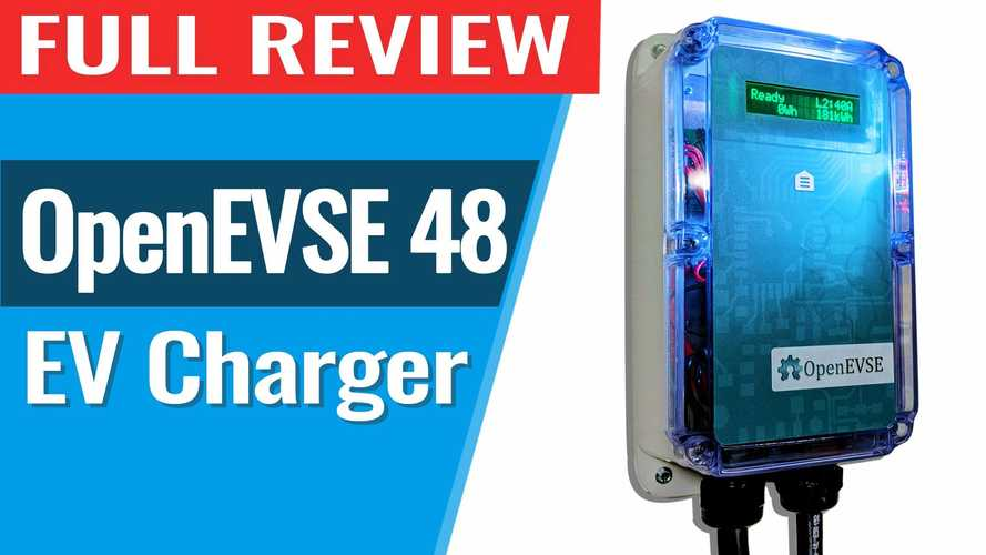 The OpenEVSE 48-amp EV Charger Ultimate Review